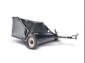 """42"""" lawn sweeper"""