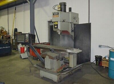 Top Well Hh Roberts Tw-105rh Cnc Vertical Bed Milling Machine
