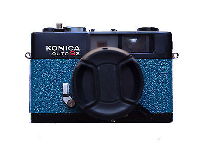 Konica Auto S3 Replacement Cover - Laser Cut - Moroccan