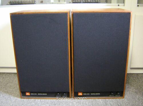 Pair of JBL 4311B Control Monitor Speakers -- KT
