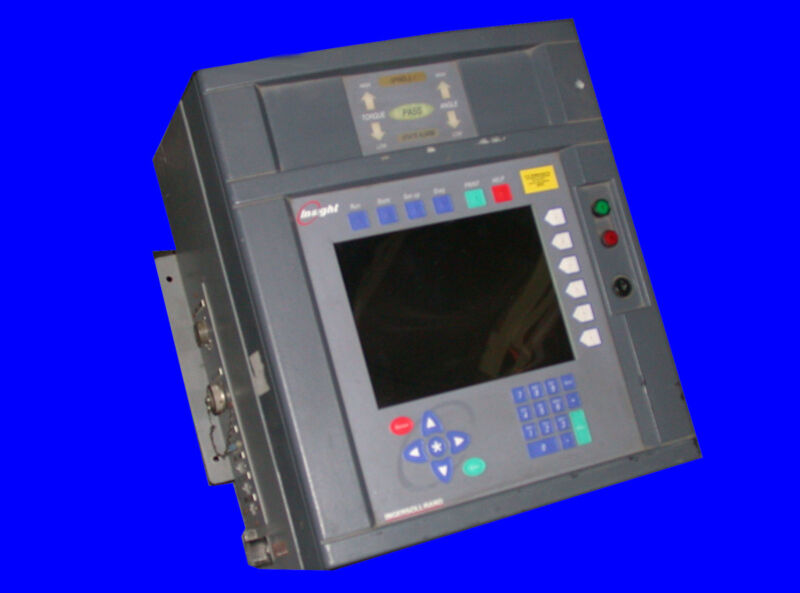 INGERSOLL RAND INSIGHT TOOL GRAPHIC CONTROLLER PFSI-G