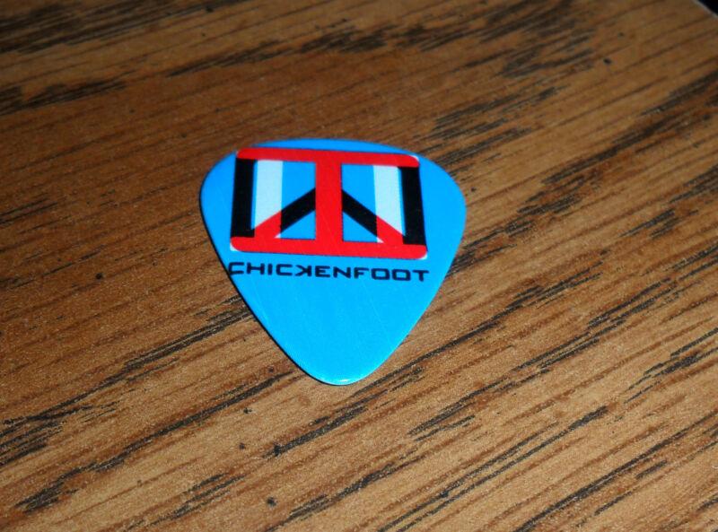 Chickenfoot Guitar pick