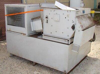 2005 Schimpke High Pressure Coolant Thru Spindle Pump R134a Chiller Filter