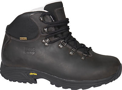 Best Group Storm Leather Waterproof Walking Hiking Boots Mens (Best Mens Waterproof Hiking Boots)