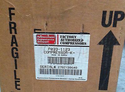 Discounthvaccp-p0331123-carrier Compressor 208230v 1ph R22 Achp Free Freight