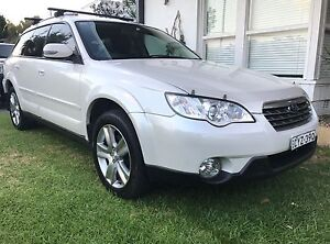 Subaru 2008 Outback Newport Pittwater Area Preview