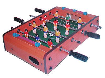 Desktop Mini Foosball Table Tabletop Soccer 13.5 x 8.5 Inch Family Sports Game for sale  Trenton