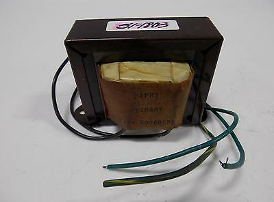 Thordarson Filament Transformer Pri 15v 21f83