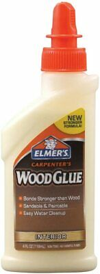 Elmers Products Inc E7000 Carpenters Strong Wood Glue 4 Oz Multicolor Homemade