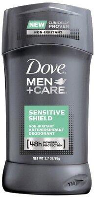 Dove Men+Care Sensitive Shield Antiperspirant Deodorant, 2.7