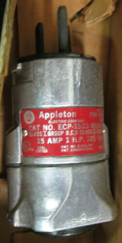Appleton ECP-1523 Plug
