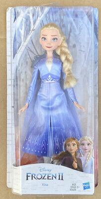 Disney Frozen II 2 Singing Elsa Doll New