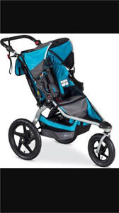 ISO 3 wheel stroller
