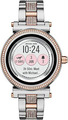 MICHAEL KORS Access Runway Touchscreen Women's Watch Smartwatch MK5040 $395