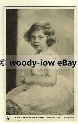 r0271 - Young Princess Margaret - postcard