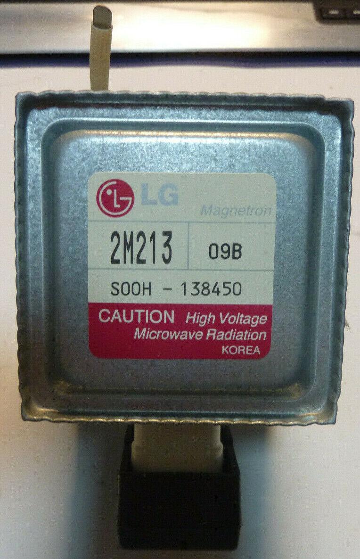LG 2M213 - Magnetron Mikrowelle + TC - 012