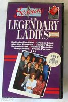 Various - The Legendary Ladies - Vhs Nuova Unplayed -  - ebay.it