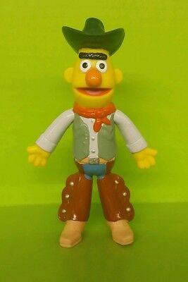 Sesame Street Bert cowboy figure 5