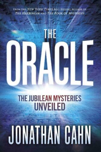 The Oracle by Jonathan Cahn (2019,Digital)