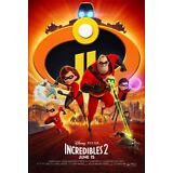 """INCREDIBLES 2 "" BRAND NEW DVD FACTORY SEALED FREE SHIPPING"