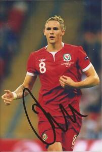 WALES-WEST-HAM-JACK-COLLISON-SIGNED-6x4-ACTION-PHOTO-COA