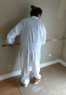 Reusable Washable Anti Static Carbon Spray Paint Suit Coverall Overall