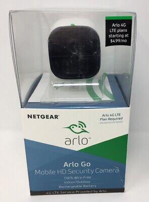 Netgear Arlo Go Mobile HD Security Camera 4G LTE VML4030 - New (B TO)
