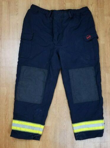 Globe LifeLine EMT EMS Tech Rescue Firefighter Turnout Pants Sz. 2XL