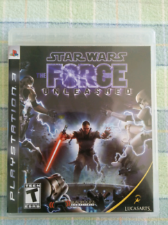 The Force Unleashed [PlayStation 3]