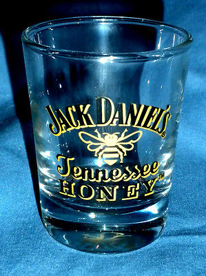 Jack Daniels Tennessee Honey Shot Glass for sale  Shipping to Canada
