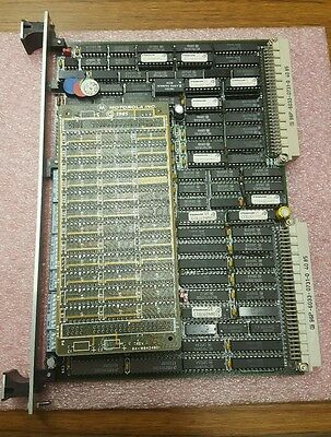 Motorola Mvme 204 - 2 Vintage Board Collection Rare Ic Cpu 1985