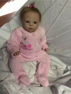Reborn Baby Girl Lifelike doll Melbourne CBD Melbourne City Preview