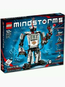 LEGO Mindstorms EV3 Robot Model Technic 31313 New Back In Stock UK Seller SALE!!
