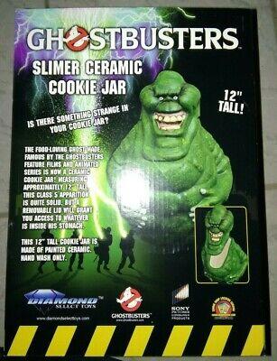 Slimer Ghostbusters Ceramic Cookie Jar ca. 32cm (12 - Ghostbuster Slimer