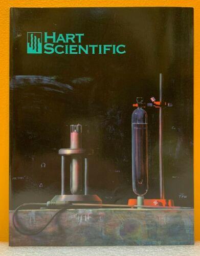 Hart Scientific 1998-1999 Temperature Calibration Equipment Catalog.