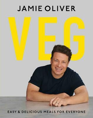 Veg: Easy & Delicious Meals for Everyone by Jamie Oliver ✅ ✅  FDP