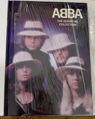 ABBA The Essential Collection - CD & DVD 2004 Import Very Nice