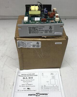 Kb Electronics Dc Motor Control Kblc-240ds 5303 Pn 4491