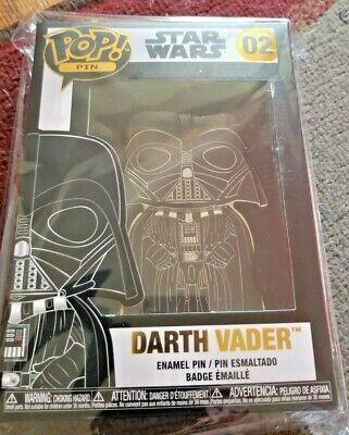 Funko Pop! Pins: Star Wars - Darth Vader Enamel Pin