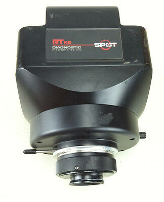 Leica Fit Diagnostic Instruments Rt Ke Spot Cooled Microscope Camera Model 7.4