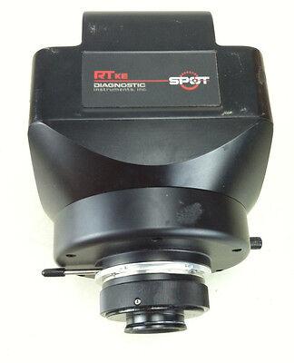 Leica Fit Diagnostic Instruments Rt Ke Spot Cooled Microscope Camera Model 7.4