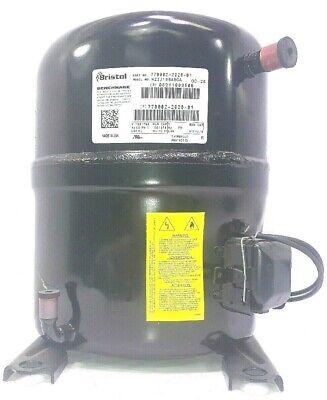 Bristol H22j18babca 18000 Btu Reciprocating Compressor 1-12 Hp 230208v New