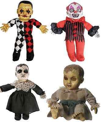 Gespenstisch Geräusche Haunted Halloween Puppe Attrappe Horror Party-Dekoration