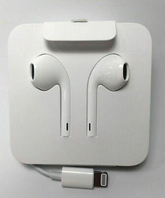 Genuine Apple iPhone 7 & 8,7 plus,X,XS,XR Lightning EarPods Headphones EarPhones