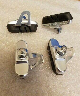 road bike NOS Altenburger for alloy rims new four Vintage road brake pads set 4