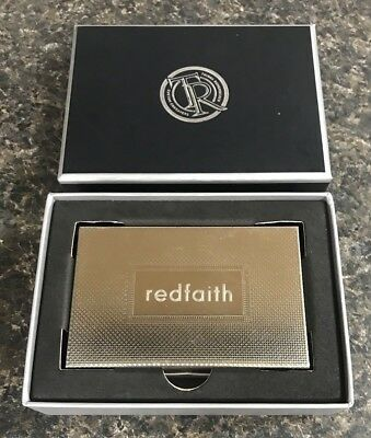 Redfaith Metal Business Card Holder By Things Remembered