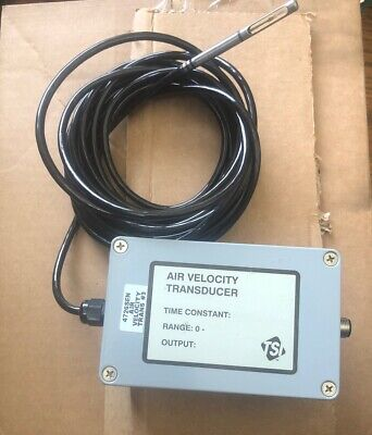 Tsi Air Velocity Transducer 8456-03