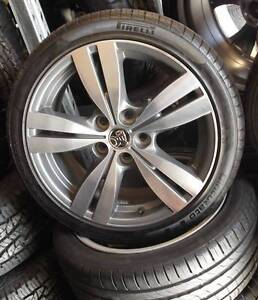 Holden Factory VF Wheels & Tyres To Suit Pre Ve Commodore Toowoomba Toowoomba City Preview