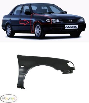FOR TOYOTA COROLLA E9 1987-1994 NEW FRONT WING FENDER RIGHT O//S DRIVER
