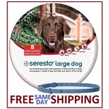 Seresto Flea & Tick Collar for Large Dogs (over 18lbs)